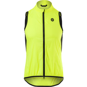AGU Essential II Wind Vest Men, neon yellow